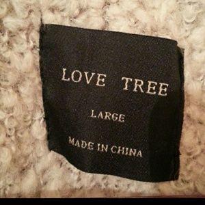 Love Tree Jackets & Coats - Faux fur vest